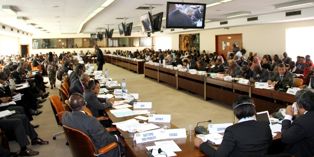 ACP Parliamentary Assembly March 2012